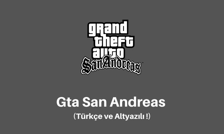 Gta San Andreas İndir 3